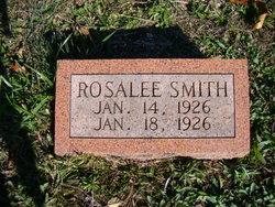 Rosalee Smith