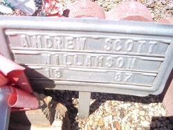 Andrew Scott Williamson