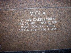 Mary <I>Bonura</I> Viola