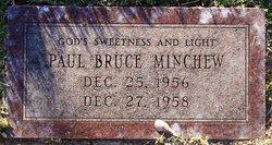 Paul Bruce Minchew