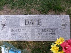 Edith Lorene <I>Homan</I> Dale