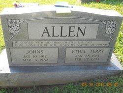 Johns Allen