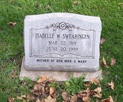 Isabelle Hathhorn <I>Walker</I> Swearingen