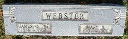 Mary Ellen <I>Robinson</I> Webster