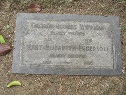 Mary Elizabeth Ingersoll