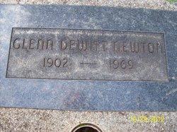 Glenn Dewitt Newton