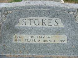 Pearl A <I>Smith</I> Stokes
