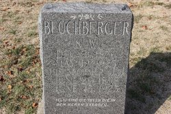 Nickolaus William Blochberger