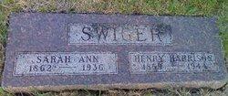 Sarah Ann Swiger