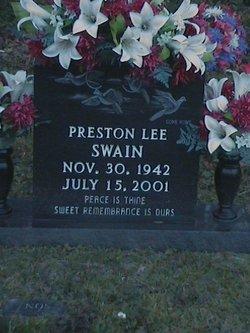 Preston Lee Swain