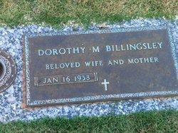 Dorothy M. Billingsley