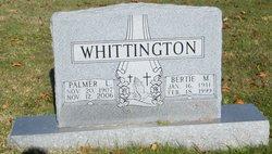 Bertie M <I>Chrisley</I> Whittington