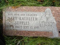 Mary Kathleen Supples