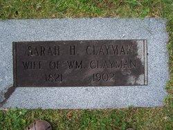 Sarah H. Clayman