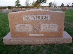 Ethel Lorene <I>Moon</I> McFatrich
