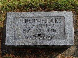 Judson H Doke