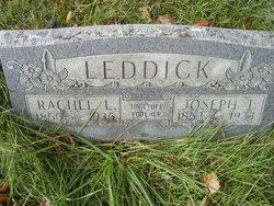 Rachel L <I>Husted</I> Leddick