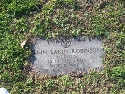 John Lakin Robinson