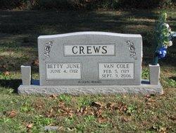 Van Cole Crews