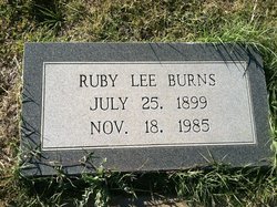 Ruby Lee Burns