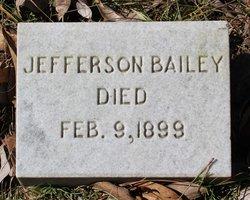 Jefferson Bailey