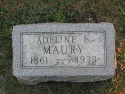 Adeline Louise <I>Mason</I> Maury