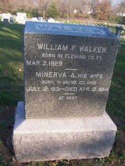 Minerva A. Walker