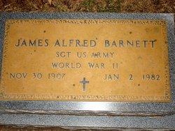 James Alfred Barnett