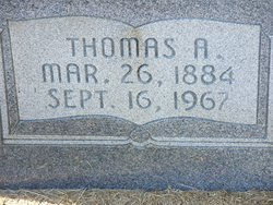 "Thomas A ""Tom"" Goggans"