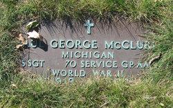 Sgt Paul George McClure