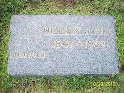William J Hill