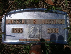 Russell E Hasting