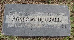 Agnes <I>Thomson</I> McDougall