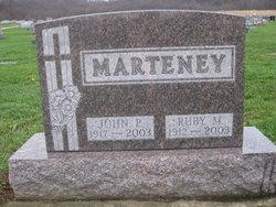 Ruby M. Marteney