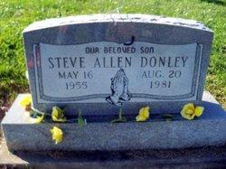 Steve Allen Donley