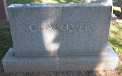 William W Chaloner