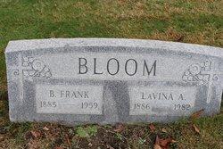 B Frank Bloom