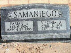 Fabian S Samaniego