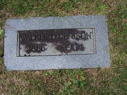 Walker D. Denison