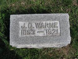 James Oliver Warne