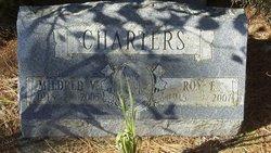 Roy E Charters