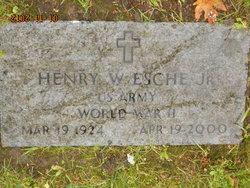 Henry W Esche, Jr