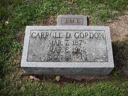 Carroll D. Gordon