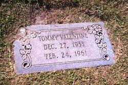 Tommy E W Valentine