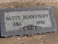 """Elizabeth T """"Betty"""" Bennyhoff"""