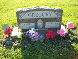 Thelma Mae <I>Murphy</I> Gregory