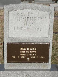 Betty L. <I>Humphrey</I> May