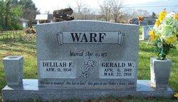 Gerald W Warf