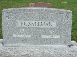 Roscoe Corl Fosselman