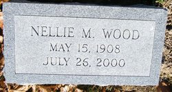 Nellie Margaret <I>Loudermilk</I> Wood